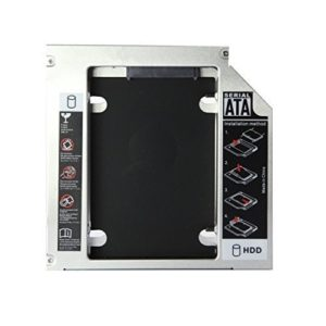 2nd HDD caddy for 12.7mm