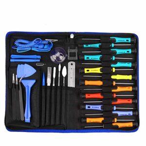 33 PCS Laptop Tool Kit and Screwdriver Set