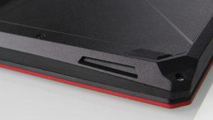 Asus TUF Gaming FX504 speaker