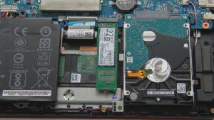 Asus TUF Gaming FX504 m.2 SSD