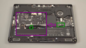 Disassembly Xiaomi Mi Gaming Laptop Step 2