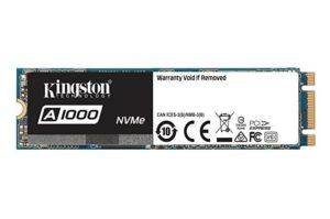 Kingston A1000 PCIe NVMe M.2 2280