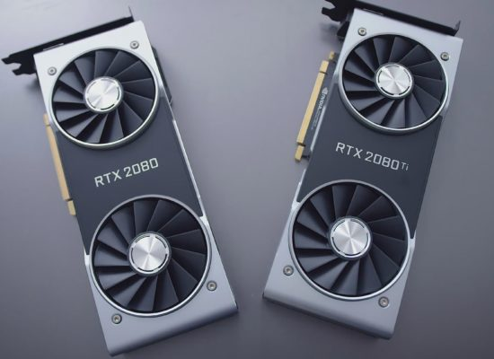 RTX 2080 ti and RTX 2080