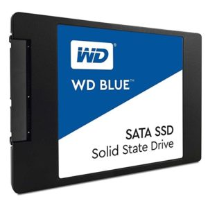 WD Blue 3D NAND 250GB PC SSD - SATA III 6Gbs Solid State Drive