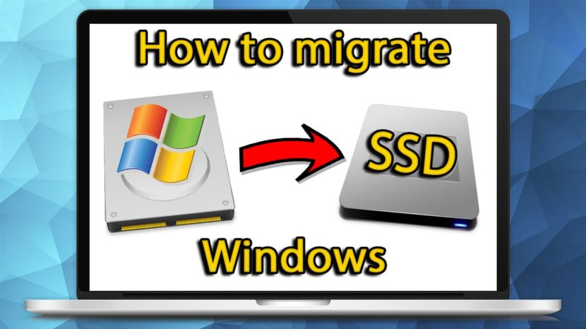 migrate os to ssd free