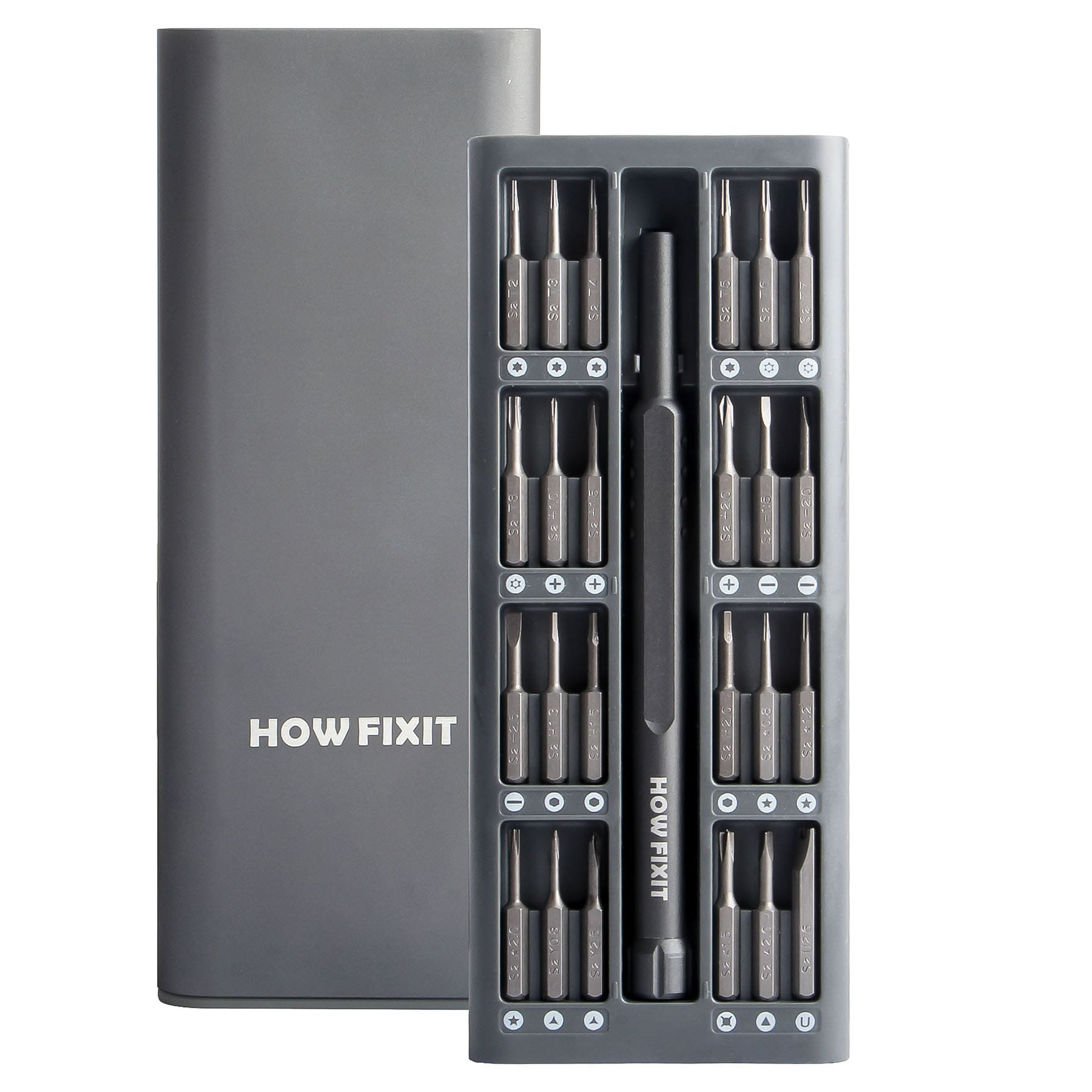 How-Fixit PRO 24 bit Screwdriver Set HFIT ONE
