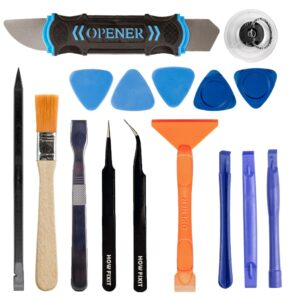 HowFixit Opening Tools for Repair Electronics, Cell Phone, Laptop, Tablet
